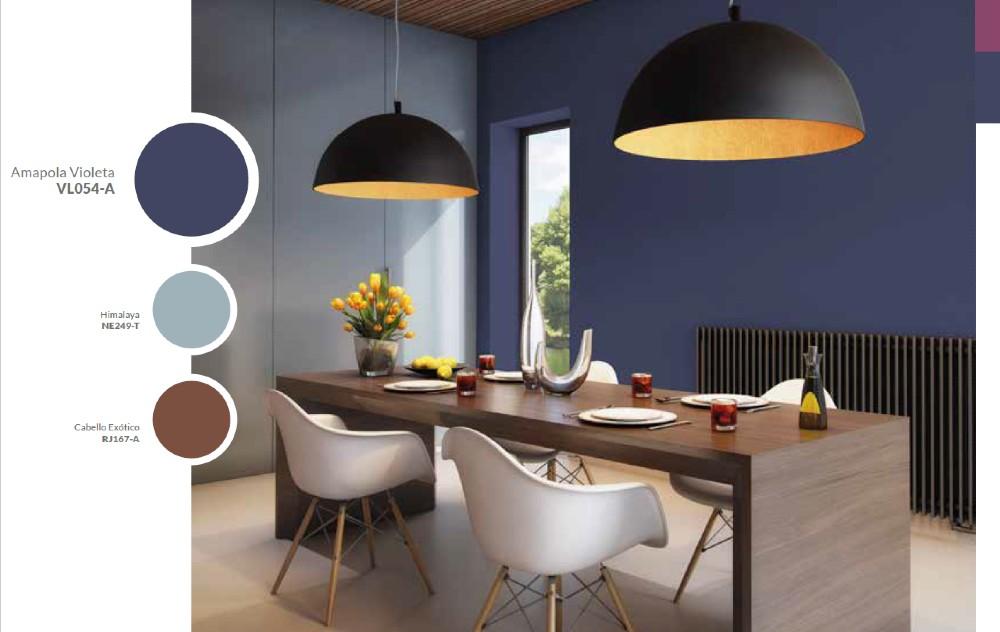 Descubre la paleta de colores de las tendencias 2021 Pintuco y aplícala en casa